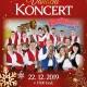 Pozvánka na Vánoční koncert ve Starém Městě 22.12.2019